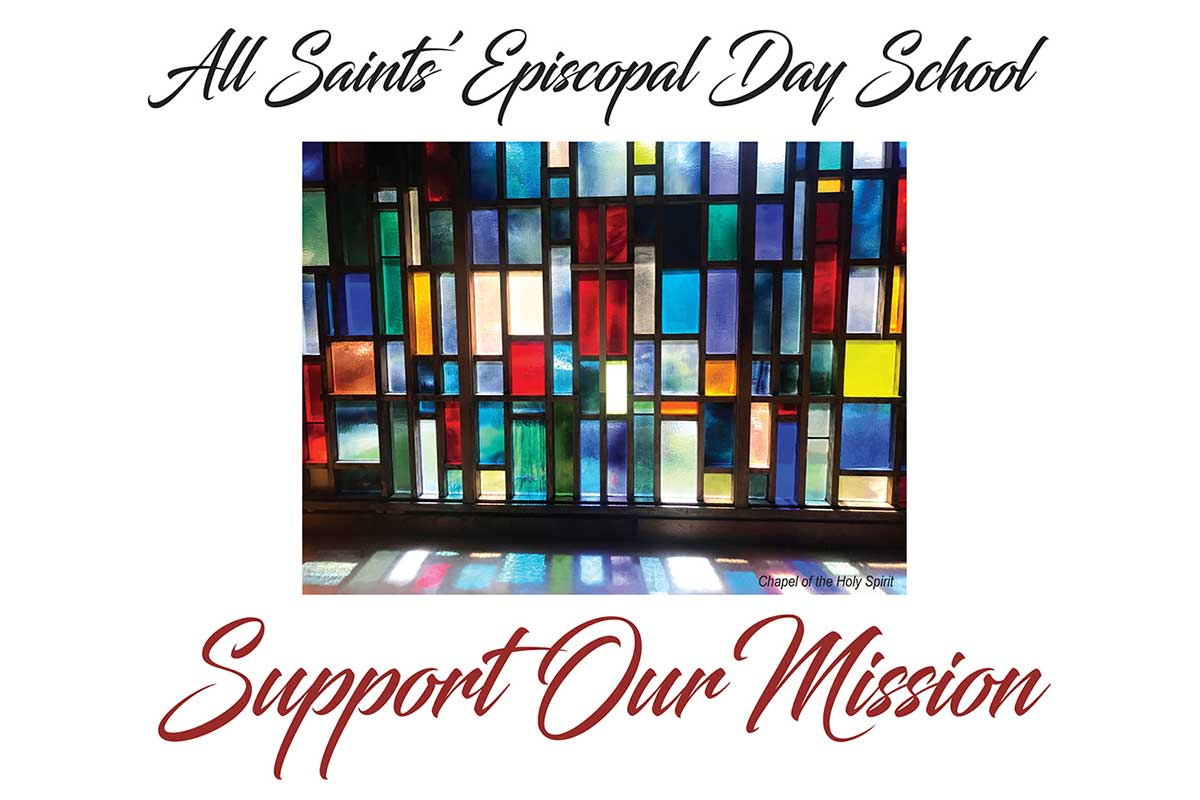 All Saints' Episcopal Day School - Support Our Mission